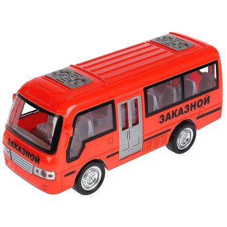 Игрушка Играем вместе Автобус инерционная 268219