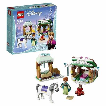 Конструктор LEGO Disney Princess Зимние приключения Анны (41147)