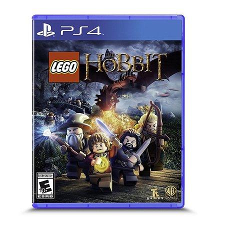 Игра WB Interactive Lego Хоббит PS4 (русские субтитры)