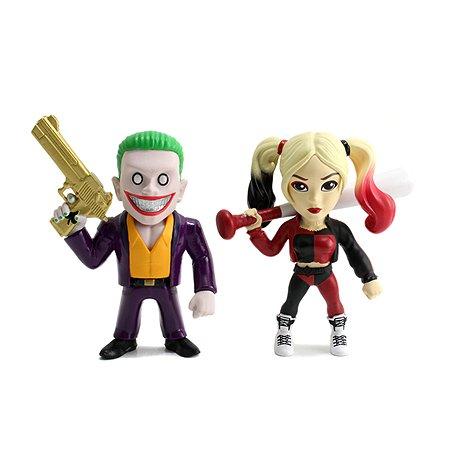 Набор фигурок Jada Joker Boss и Harley Quinn