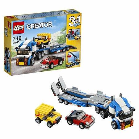 Конструктор LEGO Creator Автотранспортер (31033)