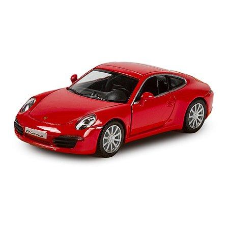 Машина Mobicaro 1:32 Porsche 911 Красная