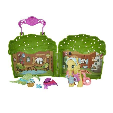 Мини-набор игровой My Little Pony Мейнхеттен Fluttershy B5391