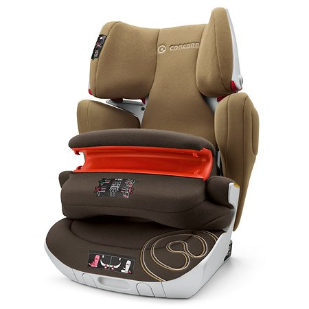 Автокресло Concord Tranformer XT Pro Walnut Brown