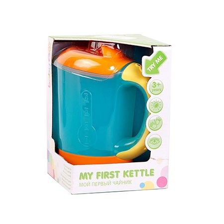 Мой первый чайник Baby Go со звуком