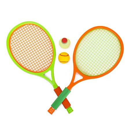 Набор ABC Теннис и бадминтон 4предмета YJ188161413