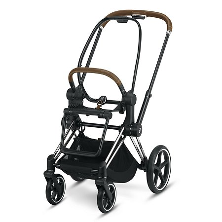 Рама для коляски Cybex Priam III Chrome Brown