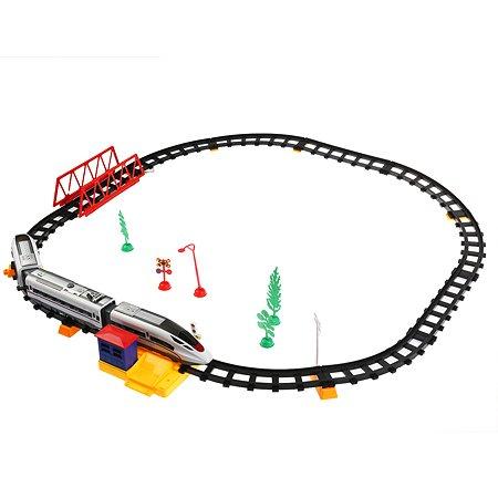 Игрушка Играем вместе Железная дорога инфракрасное управление 296168