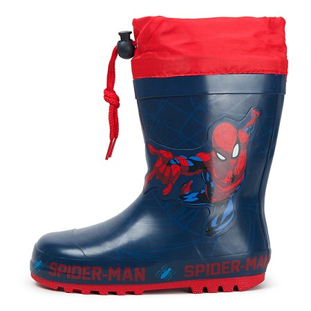 Сапоги резиновые Spider-man