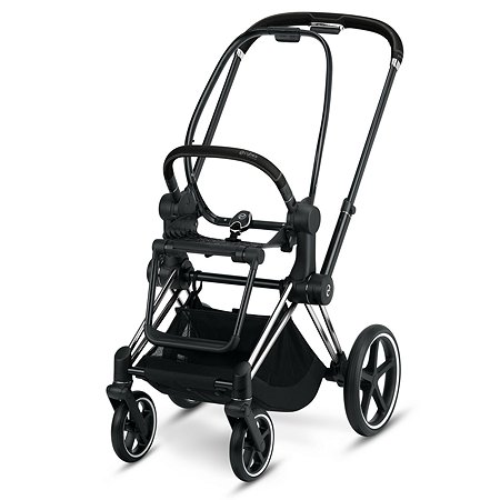 Рама для коляски Cybex Priam III Chrome Black