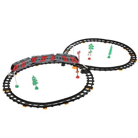 Игрушка Играем вместе Железная дорога инфракрасное управление 296167