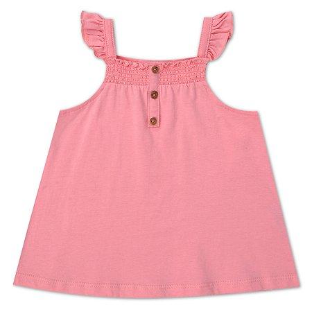 Майка BabyGo розовая