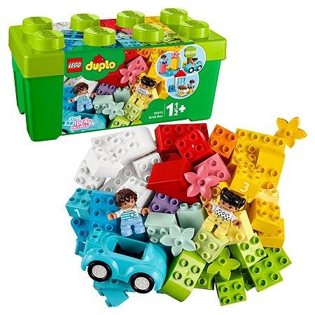 Конструктор LEGO DUPLO Classic Коробка с кубиками 10913