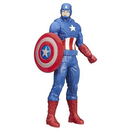 Фигурка Hasbro (Marvel) Капитан Америка B1815EU4
