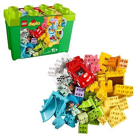 Конструктор LEGO DUPLO Classic Коробка с кубиками большая 10914