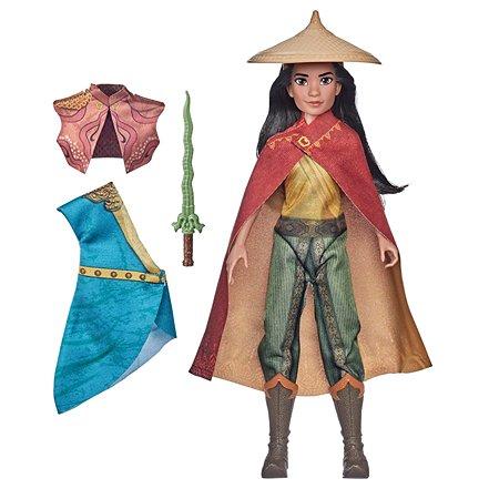 Кукла Disney Raya Райя классическая с дополнительным нарядом F11965L0