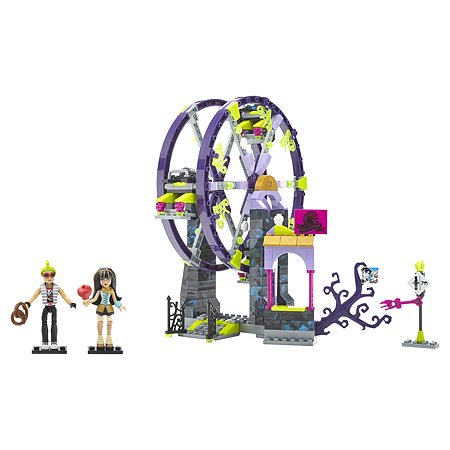 Конструктор Mega Bloks Monster High: школьный карнавал
