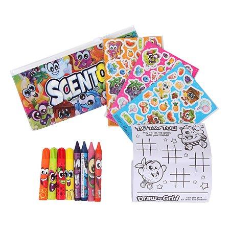 Набор для творчества Scentos ароматизированный 57 предметов 42135