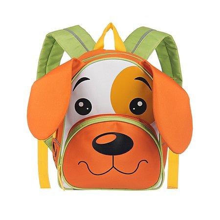 Рюкзак Grizzly Собака Оранжевый