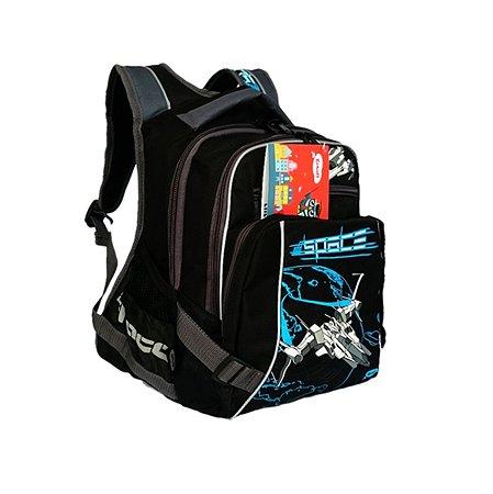 Рюкзак школьный Erhaft для мальчиков Космос