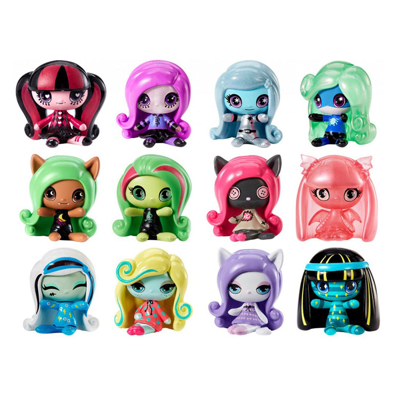 мини фигурки Monster High Monster High в ассортименте
