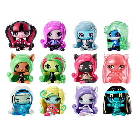 Мини-фигурки Monster High Monster High в ассортименте