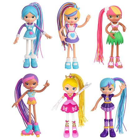 Кукла Betty Spaghetty в ассортименте 59000(59005 59006 59007 59008 59009 59010)