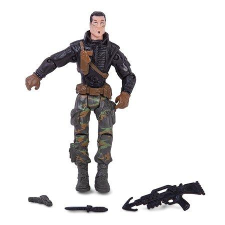 Военный набор Global Bros Герои-3 (солдатик  и аксессуары)