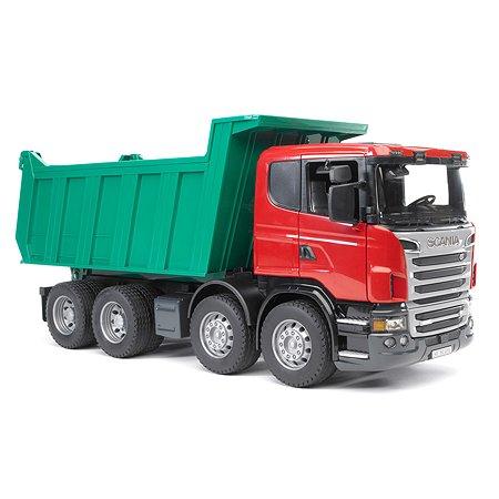 Самосвал Bruder Scania 03-550