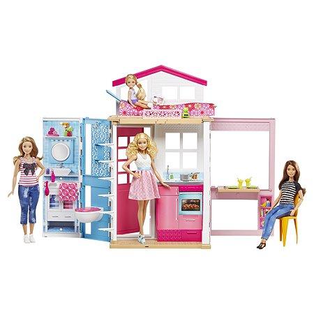Набор игровой Barbie Домик Barbie