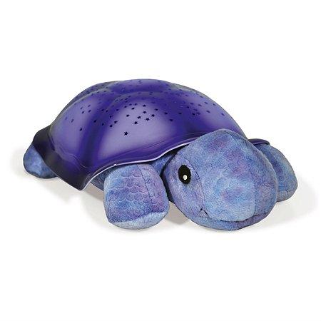 Черепашка-ночник Cloud b Звезды Фиолетовая