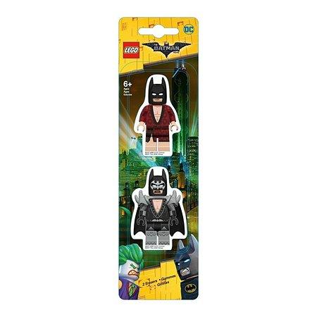 Набор LEGO ластиков 2 шт