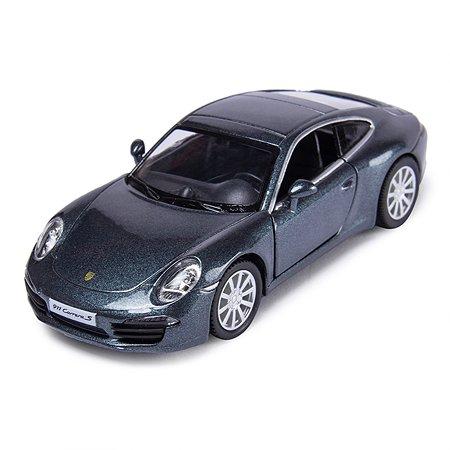Машина Mobicaro 1:32 Porsche 911 Черная