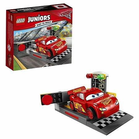 Конструктор LEGO Juniors Устройство для запуска Молнии МакКуина (10730)