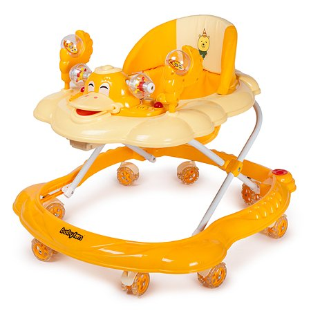 Ходунки Babyton QUACK цв. YELLOW+BEIGE