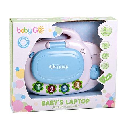 Ноутбук Baby Go музыкальный