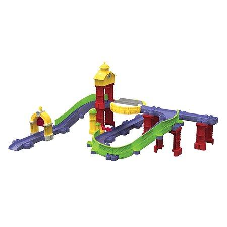 Игровой набор Chuggington Die-Cast Старый город с Коко