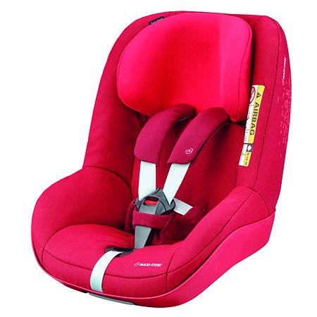 Автокресло Maxi-Cosi Pearl 2 Way Vivid Red