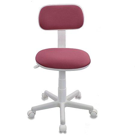 Кресло Бюрократ W201 Розовое 477005