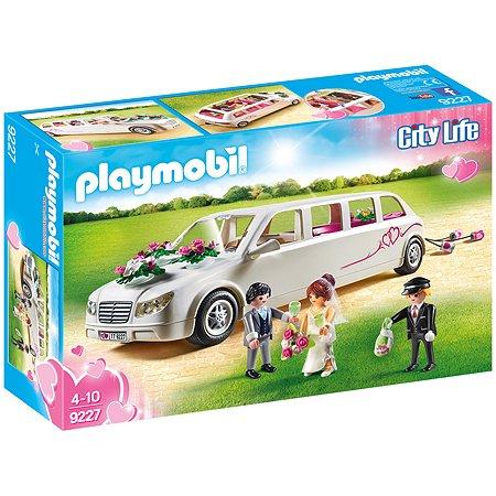Конструктор Playmobil Лимузин новобрачных 9227pm