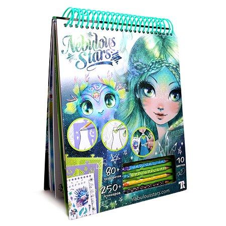 Набор для творчества Nebulous Stars Креативный Скетчбук 11102