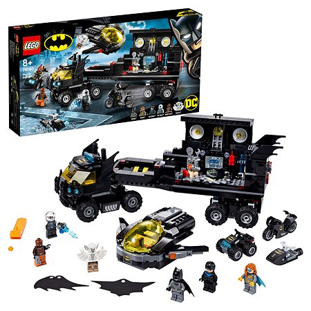 Конструктор LEGO Super Heroes Мобильная база Бэтмена 76160