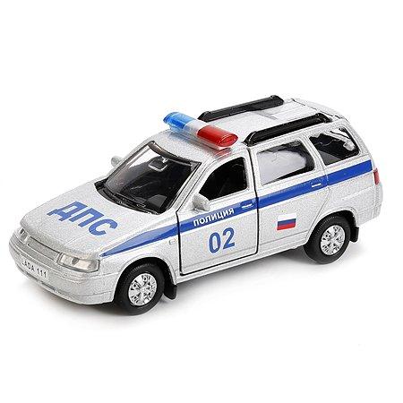 Машина инерционная Технопарк Lada 111 Полиция 239654
