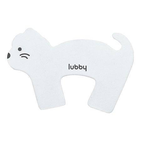 Фиксатор для межкомнатных дверей Lubby 13578