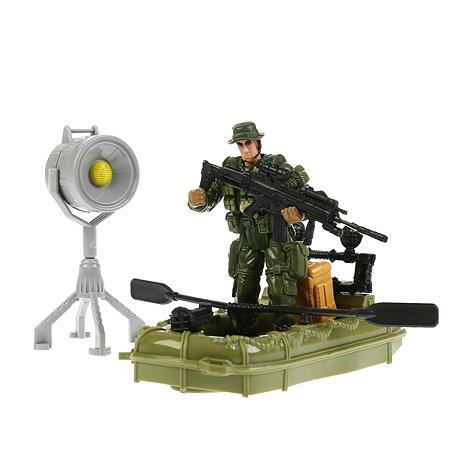 Набор игровой Играем вместе солдатики с оружием 10 предметов 295595