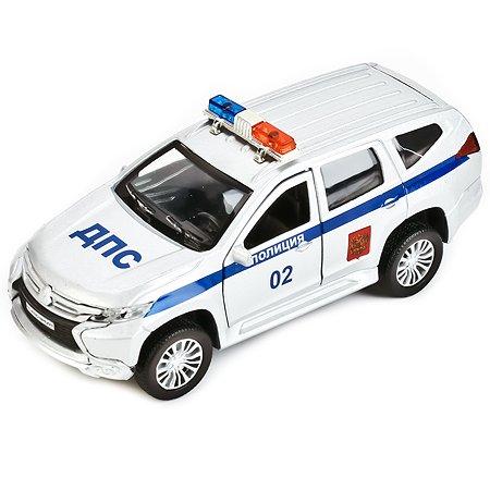 Машина Технопарк инерционная Мitsubishi Pajero Sport Полиция