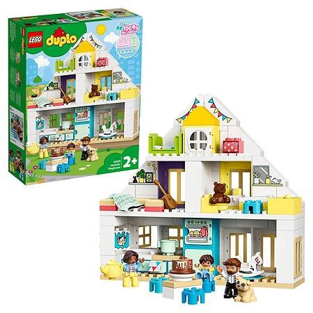 Конструктор LEGO DUPLO Town Дом модульный 10929