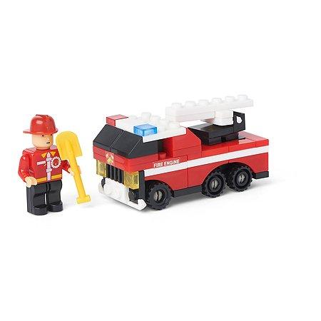 Конструктор ELC Пожарная машина 140205