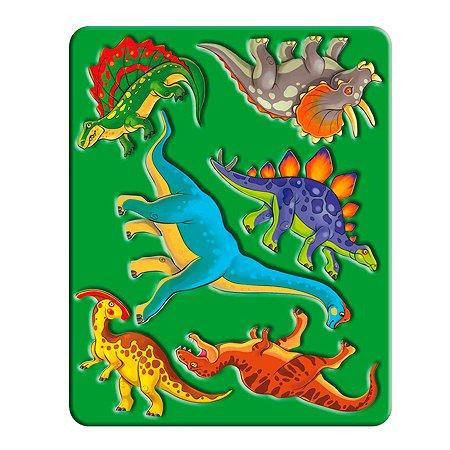Трафарет Луч Динозавры 10С 525-08