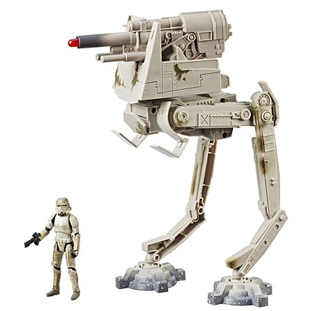Игрушка Hasbro (SW) Хан Соло Корабль AT-DT WALKER E1691EU4